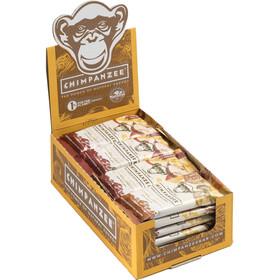 Chimpanzee Energy Bar - Nutrition sport - noix de cajou caramel végétarien 20 x 55 g